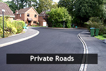 Private Road Surfacing Edinburgh & Lothians